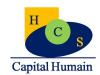 HCS CAPITAL HUMAIN